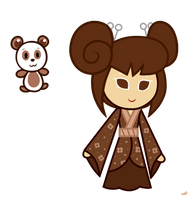 : Japanese Cajeta Cookie (Cookie Run OC ) : by MysteryCorner