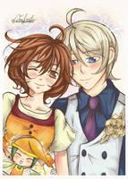 . Harvest Moon: Gill x Hikari . by Kyoumei
