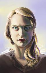 Self Portrait by NTibke