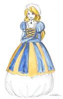 Russian princess by Aiko-Katon