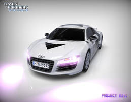 TFP: Project Nav1 - Alt-mod Audi R8 by ERA-7