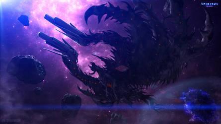 Space Dragon Argont 2 by ERA-7