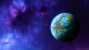 +Enigmatic World+ by ERA-7