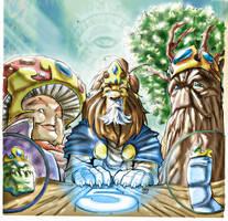 the five kingdoms by Mundokk