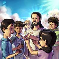Jesus Cover by Mundokk
