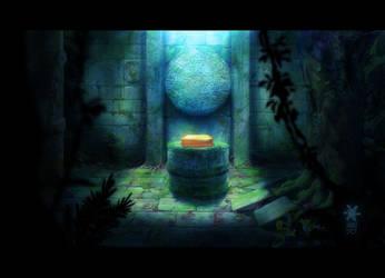 Temple by Mundokk
