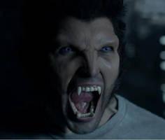 Derek Hale Werewolf Form by Tao-Yingarrani