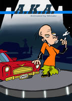 Cartoon Creator Card 9 - Danny Antonucci by ManicMagician