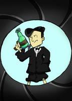 Cartoon Creator Card 11 - Mr. Warburton by ManicMagician