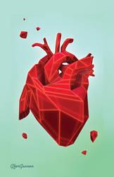 Heart by GforGannon