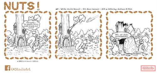 CRStudio's Nuts#0001 by ChristianRagazzoni