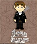Winner - Captain Aramanth by Trellia