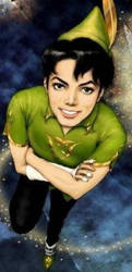 Michael Jackson is PeterPan by ThrillerGirl1958