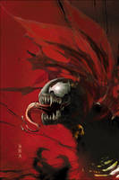Spawn-Venom by basterman1
