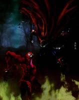 Spawn Vs Carnage by basterman1