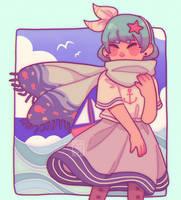 sea witch by mutatedeye