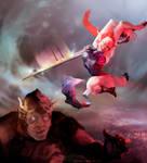 The Thief and the Beast by kelaydinov