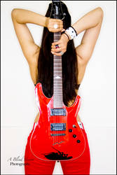 Guitar Hero by A-Blind-Vision