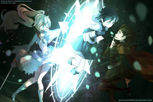 RWBY Commission : Conjuration by dishwasher1910