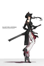 Blake Belladonna - Future 3.0 by dishwasher1910