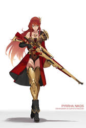Pyrrah Nikos 3.0 by dishwasher1910