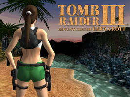 XNALara - Tomb Raider III South Pacific Islands by JasonCroft