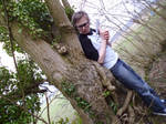 Alex Weiss Cosplay - Tree peer by JasonCroft