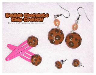 Double Chocolate Chip Goodies by xlilbabydragonx