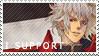 Ragna the Bloodedge Stamp by taokyakya