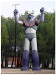 Mazinger_Scrap by Kinght200