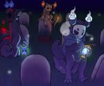 Wanderwisps: The Graveyard Shift by Ashley-Chan1