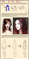 Hair: KC Mishi Style by Kc-mishi