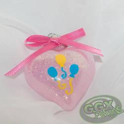 Pinkie Pie Themed Ornament by GmrGirlX