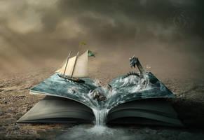 Sea tale by FeriAnimations
