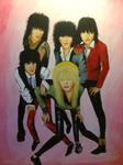 Hanoi Rocks by appelssiini