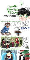 Harry Potter Meme by Cirque-des-Contes
