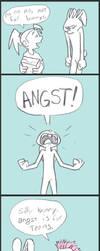 angsty bunny by Bob-Rz