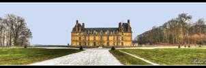 Chateaux / Castle  Ecouen by andreareno