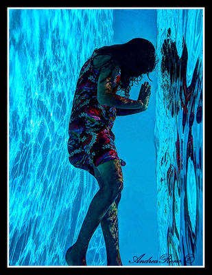 Underwater Prayer by andreareno