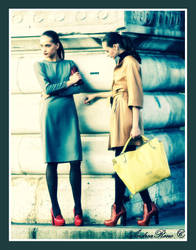 City Fashion Girls by andreareno
