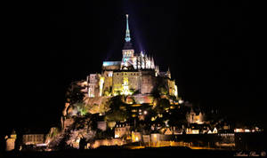 Mont Saint-Michel by andreareno