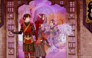 FFXI+WoW: What would happen..? by Amaipetisu