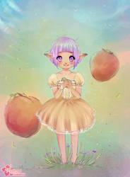 FFXIV - Apricot by Amaipetisu
