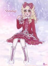 For Zeruda by Amaipetisu