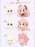YCH Chibi Maker! 1200 points (OPEN) Nov. Edition by macaarons