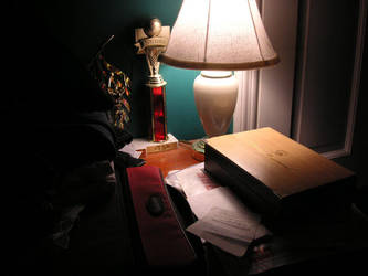 Collegiate Still-Life by flakman