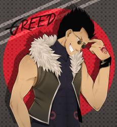 Greed the Avaricious by rani-ki