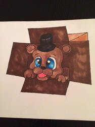 Freddy (chameleon pens) by Claire33M