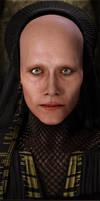 Gaius Helen Mohiam Closeup by 01sHiVa10
