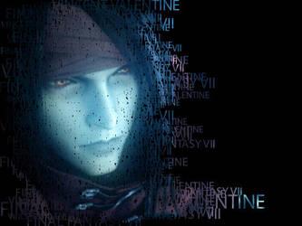 Vincent Valentine by vixen2NE1